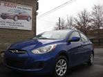 2013 Hyundai Accent FREE FREE FREE !! 4 NEW WINTER TIRES OR 12M.WRTY+SAFETY $6990 in Ottawa, Ontario