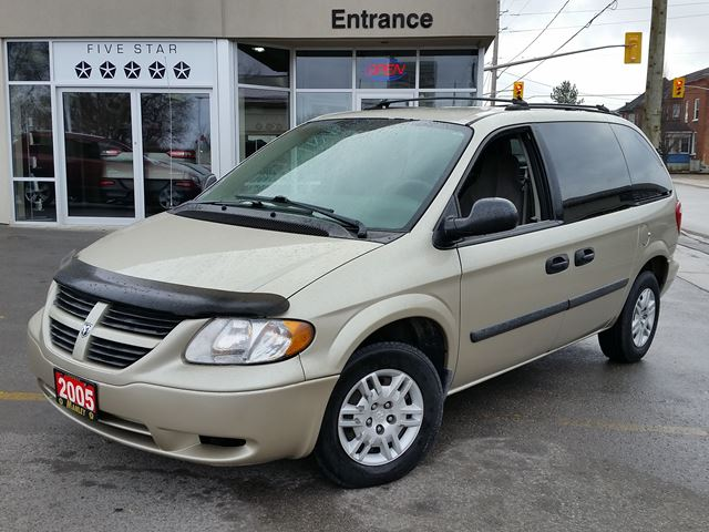 2005 dodge caravan lindsay ontario used car for sale for Manley motors used cars