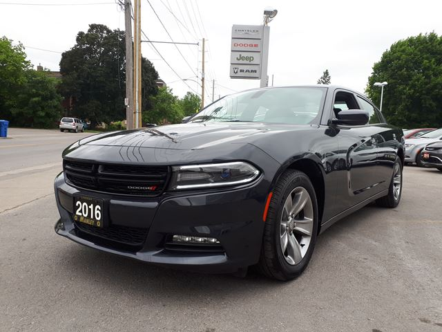 2016 dodge charger sxt max steel manley motors limited for Manley motors used cars