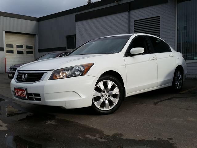 2009 honda accord ex l brampton ontario used car for. Black Bedroom Furniture Sets. Home Design Ideas