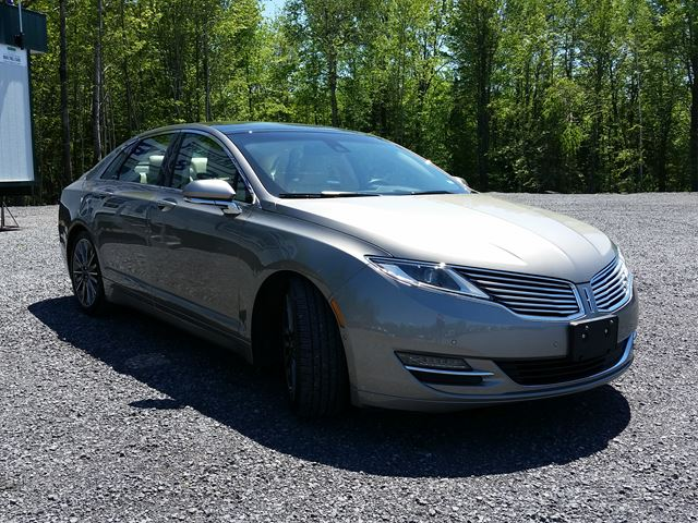 2015 lincoln mkz hawkesbury ontario car for sale 2653260. Black Bedroom Furniture Sets. Home Design Ideas