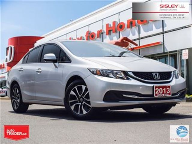 2013 HONDA Civic EX (A5) in Thornhill, Ontario
