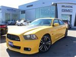 2012 Dodge Charger SRT8 Super Bee Only 36, 672 km's! in Mississauga, Ontario