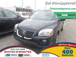 2008 Pontiac Montana SV6 FWD  * LEATHER/CLOTH   AS IS in London, Ontario