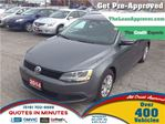 2014 Volkswagen Jetta 2.0L Trendline+ * JUST EDUCED WAS $19475 in London, Ontario