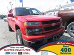 2012 Chevrolet Colorado LT w/1SD * AWD * ACCIDENT FREE in London, Ontario