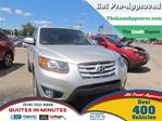 2011 Hyundai Santa Fe Limited  * LEATHER * AWD * POWER ROOF in London, Ontario