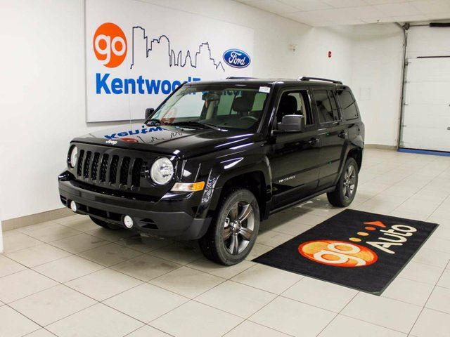 2015 jeep patriot sport leather sunroof black. Black Bedroom Furniture Sets. Home Design Ideas