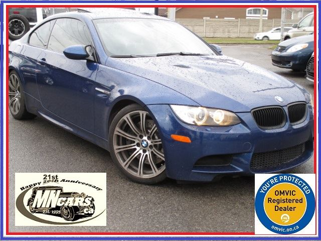 2009 bmw m3 coupe lowkms low price ottawa ontario used. Black Bedroom Furniture Sets. Home Design Ideas