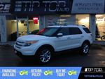 2012 Ford Explorer Limited ** Nav, Leather, 4X4, Bluetooth ** in Bowmanville, Ontario