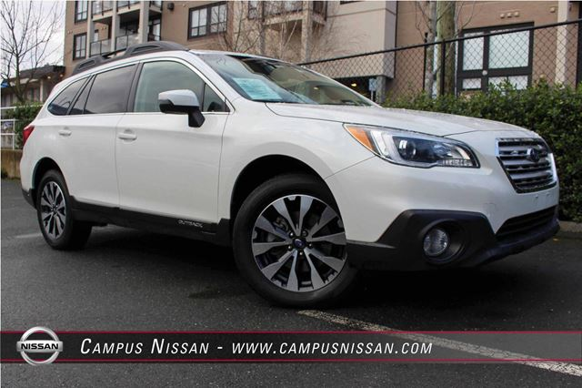 2015 subaru outback 3 6r w limited pkg victoria british columbia used car for sale 2654063. Black Bedroom Furniture Sets. Home Design Ideas