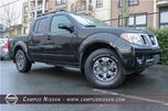 2016 Nissan Frontier PRO-4X Leather+Navi in Victoria, British Columbia