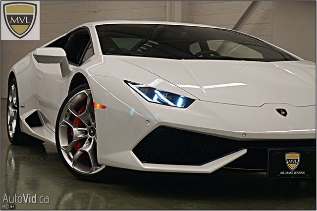 2015 lamborghini huracan lp610 4 coupe oakville ontario used car for sale 2653025. Black Bedroom Furniture Sets. Home Design Ideas