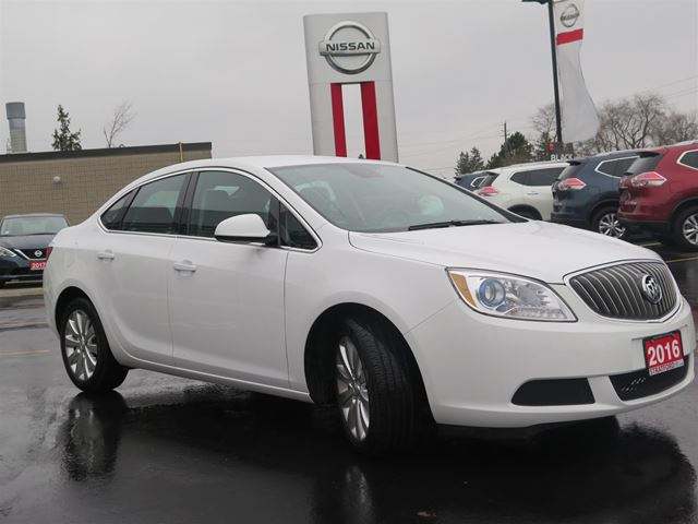 2016 buick verano stratford ontario used car for sale. Black Bedroom Furniture Sets. Home Design Ideas