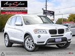 2013 BMW X3 xDrive28i AWD ONLY 63K! **PREMIUM PKG** NOT A MIS-PRINT! in Scarborough, Ontario