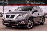 2015 Nissan Pathfinder SV 4x4 7Seater Bluetooth Backup Cam Heated Front Seat Keyless Entry 18Alloy Rims in Bolton, Ontario