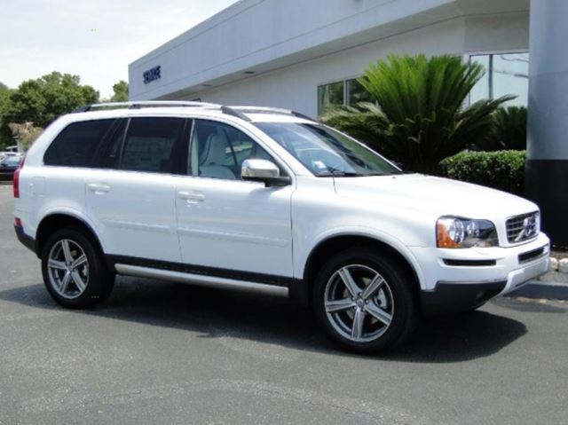 2013 volvo xc90 awd 5dr 3 2 white finance busters. Black Bedroom Furniture Sets. Home Design Ideas