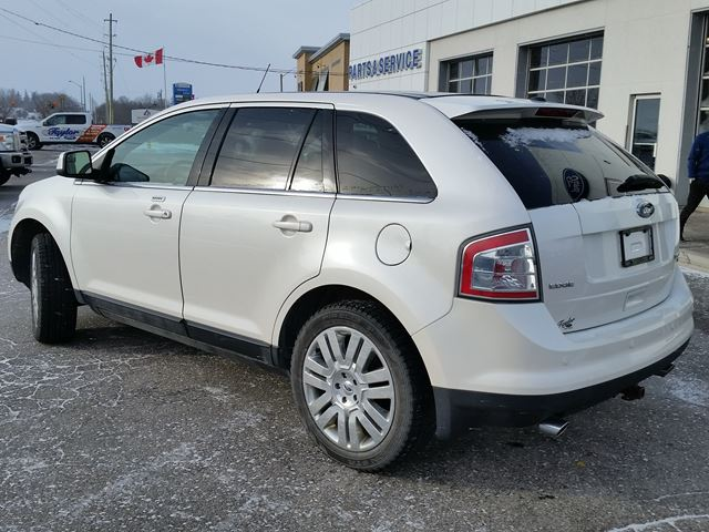 2009 ford edge limited leather awd sunroof port perry ontario used car for sale 2653308. Black Bedroom Furniture Sets. Home Design Ideas