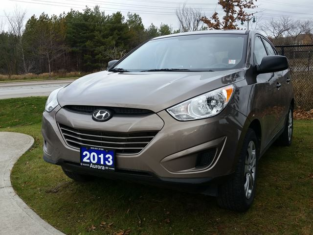 2013 hyundai tucson gl aurora ontario used car for sale 2656131. Black Bedroom Furniture Sets. Home Design Ideas