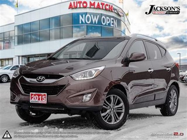 2015 hyundai tucson gls barrie ontario used car for. Black Bedroom Furniture Sets. Home Design Ideas