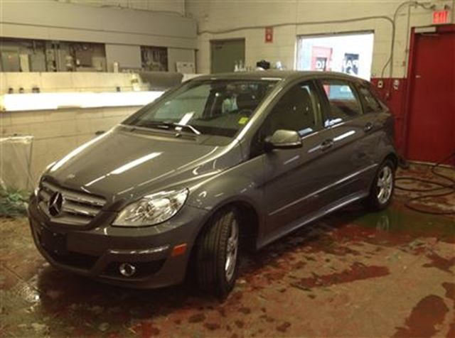 2009 mercedes benz b class b200 b200 ottawa ontario used car for sale 2655180. Black Bedroom Furniture Sets. Home Design Ideas