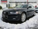 2016 Audi A4 Heated Seats, Air Conditioning, Power Locks in Surrey, British Columbia