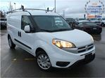 2015 Ram Promaster City *SLT*COMMERCIAL ROOF RACKS*PARTITION*U CONNECT BLU in Mississauga, Ontario
