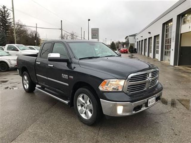 2016 dodge ram 1500 quad cab 4x4 big horn arthur ontario used car for sale 2654811. Black Bedroom Furniture Sets. Home Design Ideas