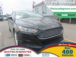 2014 Ford Fusion SE * NAV * BLUETOOTH * CAM * SAT RADIO * HEATED SE in London, Ontario