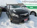 2011 Chevrolet Cruze LTZ Turbo * LEATHER * ROOF * HEATED POWER SEATS in London, Ontario