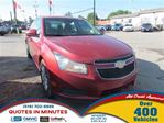 2011 Chevrolet Cruze LT Turbo * CAR LOANS FOR ALL CREDIT in London, Ontario