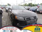 2011 Audi A5 2.0T Premium Plus * NAV * LEATHER * ROOF * CAM in London, Ontario