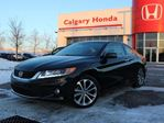2013 Honda Accord Cpe EX-L V6 Navi 6sp in Calgary, Alberta