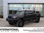 2012 Toyota Tacoma LIFTED! MATTE BLACK! LOTS OF UPGRADES! in Calgary, Alberta