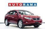 2010 Lexus RX 350 NAVIGATION BACK UP CAM LEATHER SUNROOF AWD in North York, Ontario
