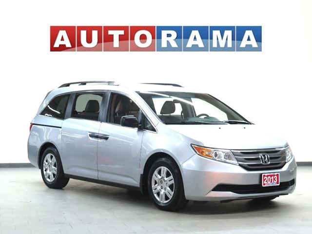 2013 Honda Odyssey BACKUP CAMERA 7 PASSENGER in North York, Ontario