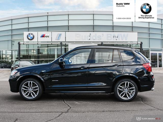 2017 bmw x3 xdrive28i oakville ontario used car for sale 2654484. Black Bedroom Furniture Sets. Home Design Ideas