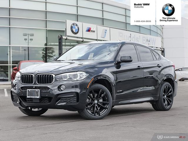 2017 bmw x6 xdrive35i oakville ontario used car for sale 2654492. Black Bedroom Furniture Sets. Home Design Ideas