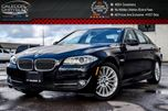 2013 BMW 5 Series 535i xDrive Navi Sunroof Bluetooth Backup Cam Leather Push Start 18Alloy Rims in Bolton, Ontario
