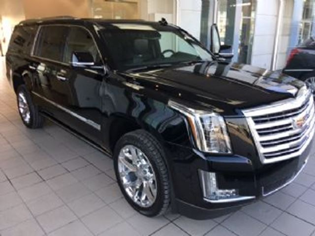2016 cadillac escalade esv platinum awd every option. Black Bedroom Furniture Sets. Home Design Ideas