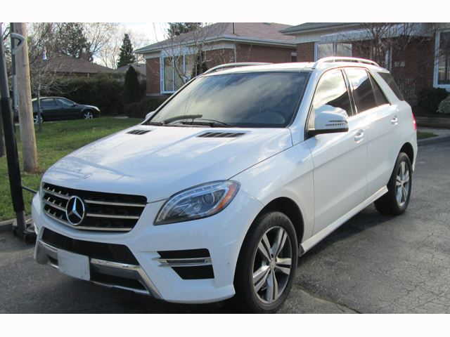 2015 mercedes benz m class 4matic 4dr ml400 mississauga for Mercedes benz finance login