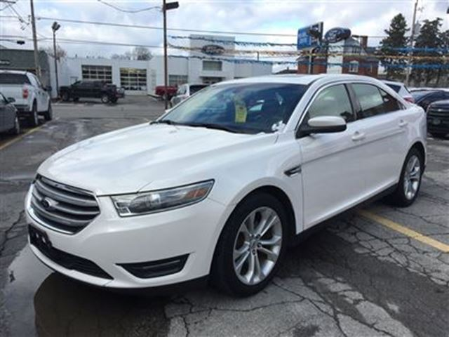 2013 ford taurus sel awd v6 hagersville ontario used. Black Bedroom Furniture Sets. Home Design Ideas