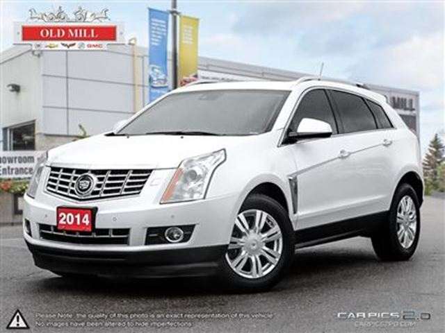 2014 cadillac srx premium collection toronto ontario used car for sale 2655122. Black Bedroom Furniture Sets. Home Design Ideas