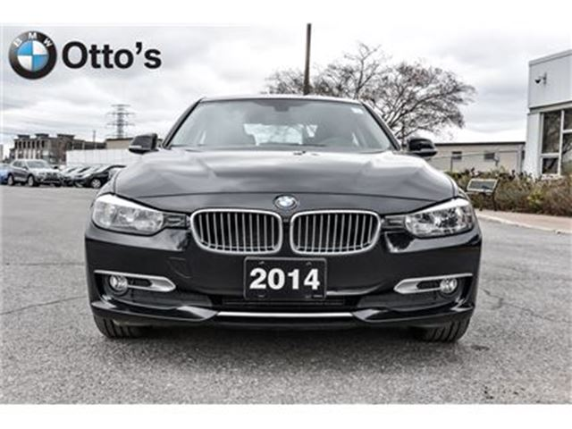 2014 Bmw 3 Series Xdrive Sedan Modern Line Ottawa