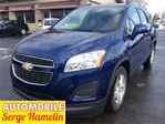 2013 Chevrolet Trax 1LT in Chateauguay, Quebec
