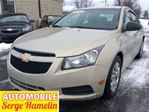 2012 Chevrolet Cruze LS in Chateauguay, Quebec