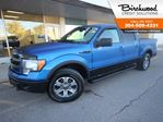 2014 Ford F-150 FX4 Supercrew *Leather* in Winnipeg, Manitoba