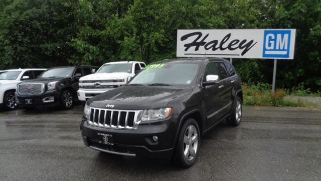 2013 JEEP GRAND CHEROKEE Limited in Sechelt, British Columbia