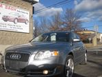2007 Audi A4 FREE FREE FREE !! 4 NEW WINTER TIRES OR 12M.WRTY+SAFETY $4990 in Ottawa, Ontario