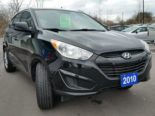 2010 hyundai tucson gl awd brantford ontario car for sale 2653404. Black Bedroom Furniture Sets. Home Design Ideas